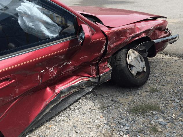 קונה רכבים לאחר תאונה