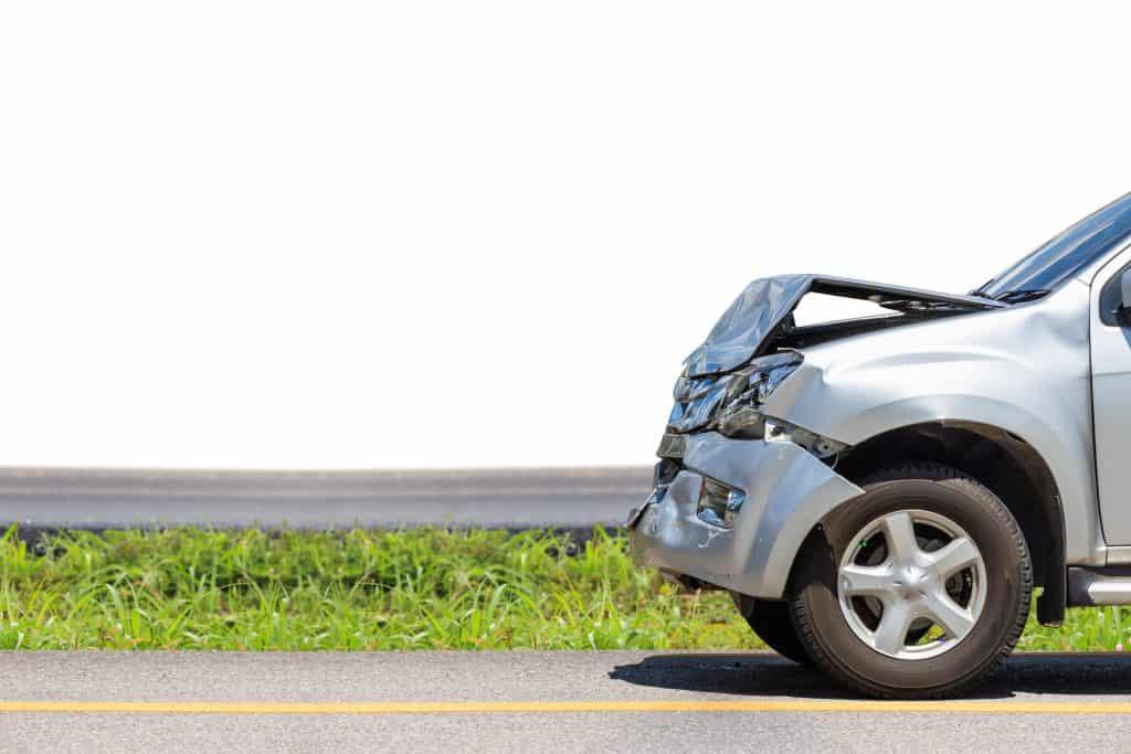 מגרשי מכוניות לאחר תאונה תל מונד